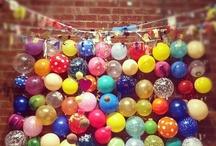 C R A F T Y - Balloons / balloon decor ideas