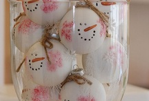 Christmas/ Winter Decor and Crafts
