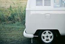 caravan, vintage camper