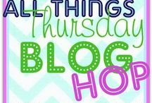All Things Thursday Blog Hop Features / Posed Perfection's Picks from the ATTBH