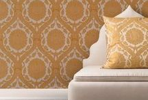 ANICHINI Wallcoverings / ANICHINI's exclusive new collection of extraordinary wide-width wallcoverings. Made in the USA on sustainably sourced paper.