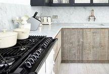 my new kitchen / beautiful kitchens as inspiration