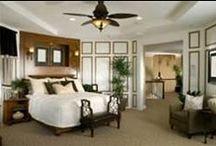 Home Decor: Bedrooms & Closets