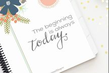 Blog Planner / Printables to create the perfect blog planner.  / by Laura's Crafty Life