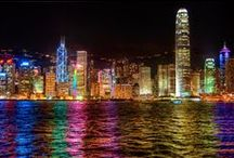 City Lights / by Jennifer Chappell
