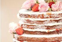 Wedding dreams - cakes, candy bar, dessert table...