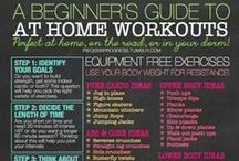 Anti-Gym Workouts / Love to workout? Can't afford a gym membership? Not a problem, you can workout at your house with these simple but effective moves to get that gym membership look! / by Payoff