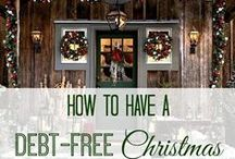 Christmas Decorating- tis the season / Who doesn't love Christmas? Payoff wants to help you deck the halls without your bank account losing it all.  / by Payoff