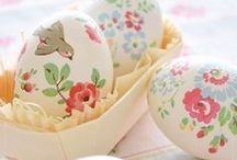 Holiday - Easter / Everything Easter - crafts, decorating ideas, treats and more. / by Laura's Crafty Life