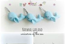 PARTY THEME - Narwhal
