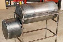 DIY BBQ gear