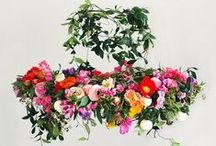 { Floral Wedding Inspiration } / Flowers, flowers flowers! All things floral from bouquets to backdrops and beyond.