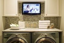 Laundry Room / by Rayan Turner / The Design Confidential