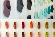 Color Coded / by Rayan Turner / The Design Confidential