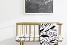 Nursery Ideas / Inspiring Rooms for Babies and Nursery Decorating Ideas / by Rayan Turner / The Design Confidential