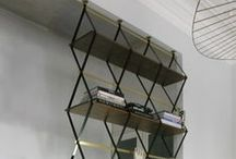 Bookshelves / by Rayan Turner / The Design Confidential