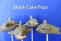 shark party / by Melissa Lorch