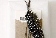 nice package / by Rayan Turner / The Design Confidential