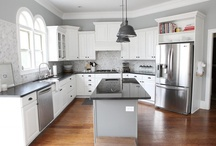 Kitchen Ideas / by Lisa Barton