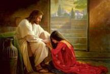 I feel my Savior's Love... / by Rosslyn Riddle