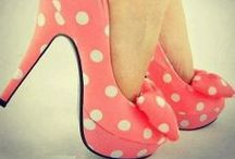 High Heels were invented by a women who had kissed on the forehead!