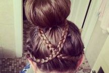 Need a New Hair Style ?  / Bored with your hairdo? Spice it up with some of these hairstyles.  / by ♛Alison♛