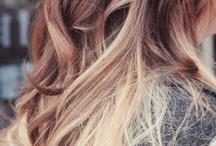 hair / by Nicole