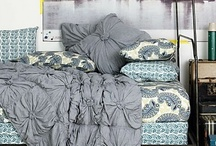 bedrooms / by Polly Connelly
