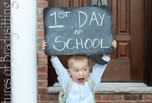 Parenting-First Day of School / by Patricia Cisneros-Rodriguez