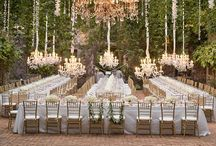 Reception Perfection / All about your wedding reception including lighting, decor and table details.