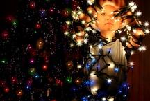 CHRISTMAS LIGHTS / by Stacy Mindoro-Essa