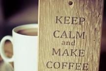Koffie, Thee, Chocola / by Hellen