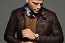 Man - fashion / by Hellen