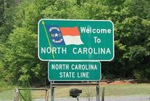 North Carolina / The history, people, and places that make this state unique. / by Ginger Turner