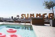 Vem Verão. / Uma seção recheada de imagens inspiradoras para deixar o seu verão ainda mais animado! Venha se divertir com a gente ;)