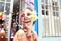 Carnaval. / Deixe-se contagiar com a alegria do Carnaval!
