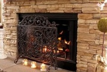 Fireplace and Mantle Ideas
