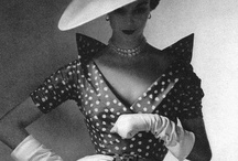 Vintage- Old style fashion / by Hellen