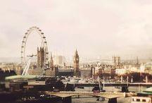 London Calling / Take. Me. Now. / by Ashtyn Fitzsimonds