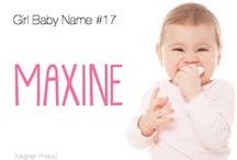 ✎Baby Names✎ / by ♛Alison♛