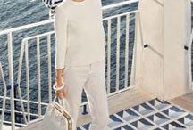CONLEYS ♥ White / Weiß wie die Unschuld? Vielleicht nicht immer, denn im Sommer ist die Mode auch schon mal eher knapp geschnitten
