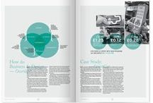 Editorial / Magazine / book layout