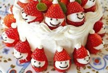 Christmas cakes for children