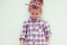 Fashion kids. / Moda e tendência para os pequenos!