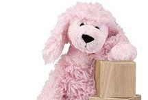 Dolls and Stuffed Animals / These cute and cuddly toys make the perfect gift for a baby or little kid.