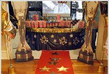 It's Pahhtayy Time | Oscars! / Oscar themed food, decorations, and party ideas