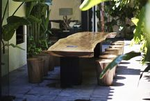 BACKYARD / Decor and design for outdoor living spaces, gardens and landscapes. / by Rayan Turner / The Design Confidential