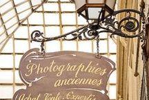 Paris et ses passages .... / Passages secrets à Paris ........
