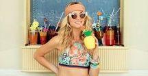 CONLEYS ♥ Beachwear / Sonne, Strand und Meer ☼   Wir zeigen euch unsere angesagte Beachwear: von Bikinis über Badeanzüge, mit diesen Beach Highlights ist das Strandoutfit perfekt.