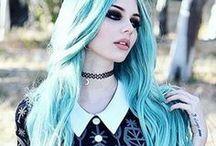 † pastel goth † emo † scene † ...